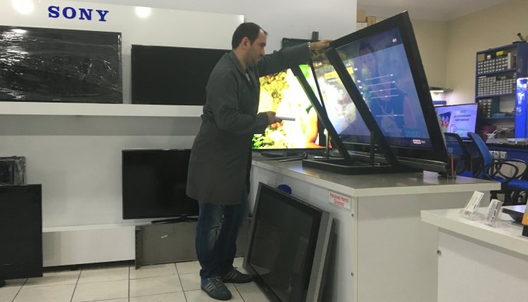 Led Tv Tamiri